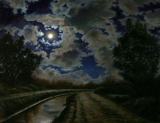Juan Wijngaard, Moonlit Night