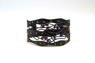 Winter Night Bracelet #4