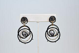 Orbit Earrings #3