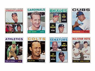 A Near Set of 1964 Topps Baseball Cards,