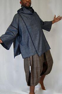 Indigo Oshima Pullover 1