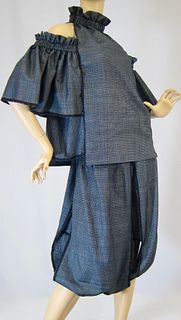 Indigo Oshima 2 piece