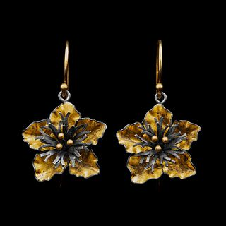 Vineflower Earrings