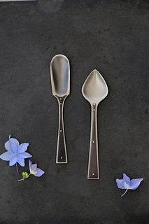 Lamina Pressed Spoon Rounded