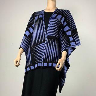 100%  Egyptian Cotton Knit Khalo Cape