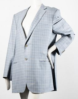 Ermenegildo Zegna Trofeo Wool Suit Blazer
