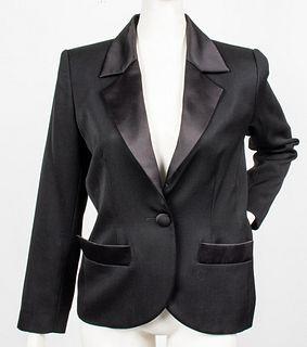 Yves Saint Laurent Tuxedo Jacket