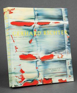 Gerhard Richter MoMA Exhibition Catalog, 2002