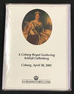 Photo Album, Coburg, April 30th, 2001, A Coburg Royal