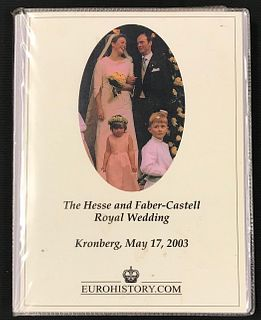 Photo Album, The Hesse and Faber-Castell Royal Wedding,