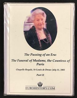 Photo Album, The Passing of an Era: The Funeral of