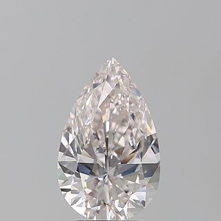 3.03 ct, Lt. Pink/IF, Pear cut Diamond