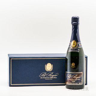 Pol Roger Cuvee Winston Churchill 1996, 1 bottle (pc)