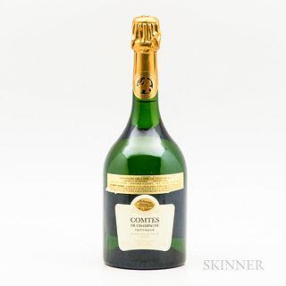 Taittinger Comtes de Champagne 1996, 1 bottle