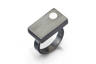 Sauvie Island Dot Ring