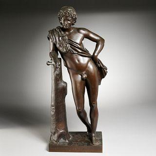 Barbedienne Foundry, bronze sculpture