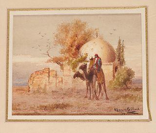 Robert Swain Gifford, painting