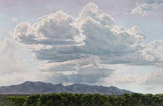 Tom Murray (American, b. 1953) San Pedro Clouds, 1993