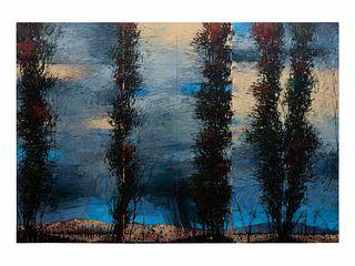 John Fincher (American, b. 1941) Three Views of Hondo Valley