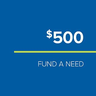 FUND-A-NEED: $500
