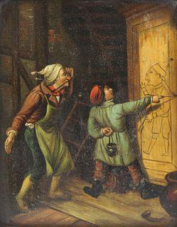 DUTCH SCHOOL (17TH/18TH CENTURY).