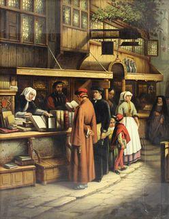 EUROPEAN SCHOOL (19TH CENTURY).