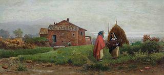 LORENZO GELATI (ITALIAN, 1824-1895).