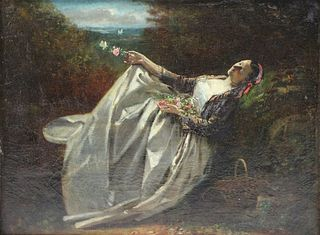 PAUL BILLOU (FRENCH, 19TH CENTURY).