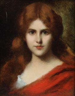 JEAN-JACQUES HENNER (STYLE OF).