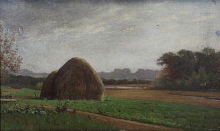 ERNEST LONGFELLOW (AMERICAN, 1845-1921).