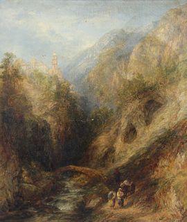 FREDERICK HENRY HENSHAW (ENGLISH, 1807-1891).