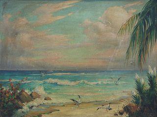 CARL BRANDIEN (AMERICAN, 1886-1965).