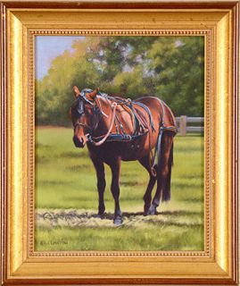 LAURIE LYNN LAWTON, Carriage Horse