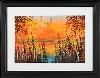 JERRY AISSIS, Autumn Serenity