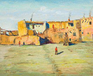 E.A. Burbank Hopi Indian Village