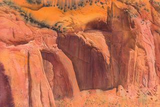 Merrill Mahaffey Betatakin Canyon, 1979