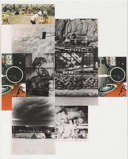 Robert Rauschenberg Venice Print Project, 1984