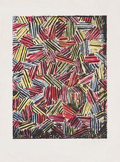 Jasper Johns Cicada (ULAE 213, G. 923), 1981