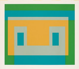 Josef Albers I - S Va I (Danilowitz 192.1), 1969