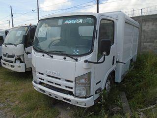 Chasis Cabina Isuzu ELF 300 2014