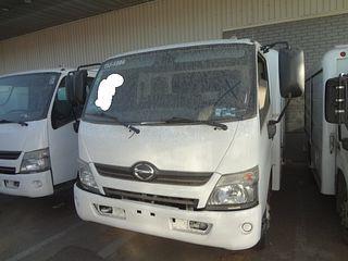 Chasis Cabina Hino 300/816 2014