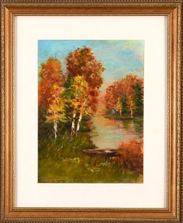 FRANK ROBERTSON, Autumn Splendor