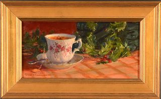COLLEEN VANDEVENTER, Holiday Tea