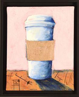 VIRGINIA FITZGERALD, a little cup of heaven ...