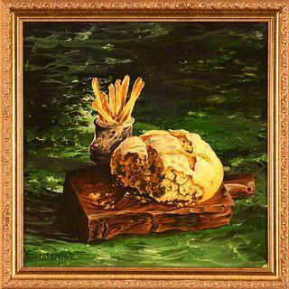 BRIAN ARONNE, Bread