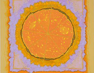 MAIRA REINBERGS, Mandala #4, Autumn