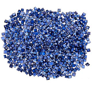 Parcel of Unmounted Sapphires