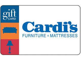CARDI'S FURNITURE & MATTRESSES, $100 from Cardi's Furniture & Mattresses