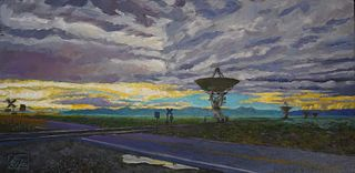 Aaron Richardson, Very Large Array #3