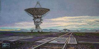 Aaron Richardson, Very Large Array #2